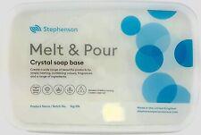 5kg Stephensons Aloe Vera Soap Base 2020