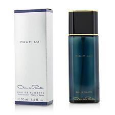 NEW Oscar De La Renta Pour Lui EDT Spray 50ml Perfume