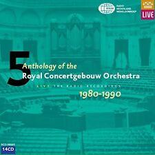 Concertgebouw Anthology Live 1980-1990 14 CDs. Free Shipping