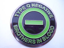 Type O Negative Badge Pin Metal Import Sehr Edel