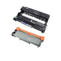 TN660 Toner Cartridge & DR630 Drum for Brother HL-L2300D DCP-L2520DW MFC-L2680W