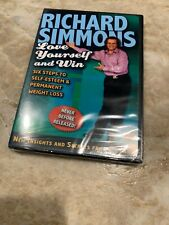 """Love Yourself and Win"" by Richard Simmons - DVD - Time Life - FREE SHIPPING"