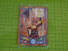 LEGO Legends of Chima 5 x Fluminox GAME CARDS NUOVE