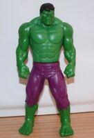 "MARVEL 2015 Hulk The Incredible Hulk Hasbro Action figure toy size 6"" inch RARE"