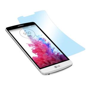 3x Matt Schutz Folie LG G3 Anti Reflex Entspiegelt Dünn Display Screen Protector