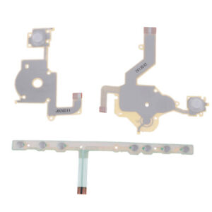 Replacement direction cross button left right keypad flex cable for PSP 2000_cd