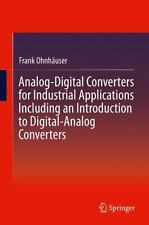 Analog-to-Digital Converters: By Ohnh?user, Frank