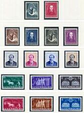 LUXEMBURG 1945-1984 ** POSTFRISCHE KOMPLETTE SAMMLUNG(V7493e