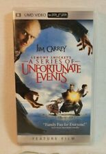 PSP UMD Video - Lemony Snicket's A Series of Unfortunate Events - Free Shipping