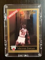 Michael Jordan 1990-91 Skybox Prototype #41