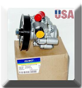 OE Spec Power Steering Pump Fits: Highlander 2004-2007 Sienna Solara 1998-2003