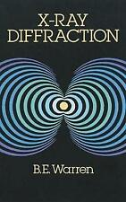 X-Ray Diffraction, Whitman, Clark E., Very Good Book