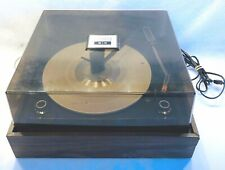 Zenith Micro Touch 2G Record Player Turntable D9026-W Wood Dust Cover For Repair
