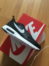 BNIB Nike Air Max Tavas Men's UK Size 8 Black Brand New Boxed New Design