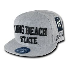 NCAA CSULB Long Beach State 49ers California State Game Day Snapback Caps Hat