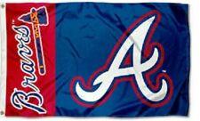 Atlanta Braves flag New Banner Indoor Outdoor 3x5 ft US seller Great gift Huge