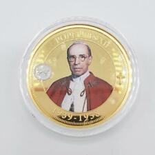 2018 Bradford Exchange Pope Pius XII Coin