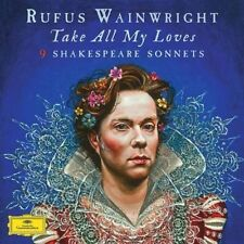 Rufus Wainwright/TAKE ALL MY LOVES-Vinyl 2lp 180g + Download