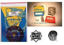 Honda CR 250 97-01 Mitaka Top End Rebuild Kit Piston C Gasket Small End Bearing