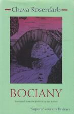 Library of Modern Jewish Literature: Bociany by Chava Rosenfarb (1999,...