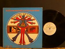 RAY CHARLES SINGERS  Slices Of Life  LP    60s Beat Pop Psych  Lovely copy!