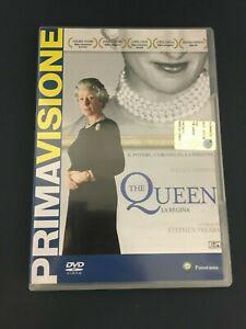 DVD THE QUEEN LA REGINA HELEN MIRREN FREARS Come Nuovo (R)