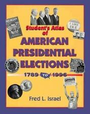 Student's Atlas of American Presidential Elections 1789-1996-ExLibrary