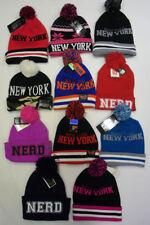 Chapeaux noir taille unique pour fille de 2 à 16 ans