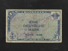 1 Deutsche Mark Serie 1948  Eiamaya