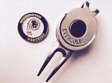 NFL Washington Redskins Golf Ball Marker and Magnetic Divot Tool
