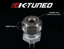 K-TUNED OIL PRESSURE SENSOR ADAPTER HONDA ACURA KTD-OPS-ADA