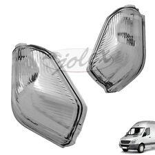 Blinker weiß für Außenspiegel rechts+links SET Mercedes Sprinter W906 VW Crafter