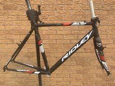 Ridley X-Bow Cyclocross Cantilver Frameset Alloy Frame Carbon Fork Black Medium