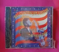 Bill Clinton jam session ‎– Pres Blows  - CD 1994