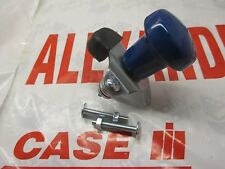 Tractor Wheel Spinner Steering Wheel Knob Blue Ford New Holland Driving Aid