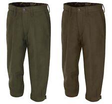 Jack Pyke Mens Green Moleskin Breeks Short Trousers Pants Game Hunting Shooting