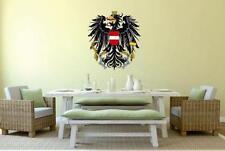 Wandtattoo Österreich Adler 72 x 80 cm