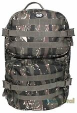 MOCHILA DE ASALTO US Rucksack, Assault II, tiger stripe 48X30X30 CMS 30343C MF13