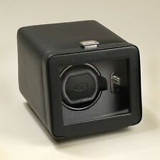 WOLF 2.5 Windsor Single Automatic Watch Winder with Cover Black 4525029