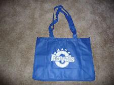 Omaha Storm Chasers/Omaha Royals: Omaha Royals Blue Tote Bag (Limited Edition)