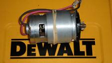 Dewalt 18V  Motor&Pinion  DC970,DC759, DW959,DW929 Part #397156-02