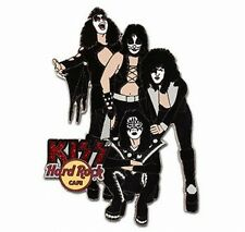 KISS Hard Rock Cafe Pin Group RUSE LE 100 2006