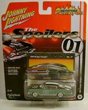 1966 '66 DODGE CHARGER LIGHT GREEN THE SPOILERS DIECAST JOHNNY LIGHTNING JL 2016