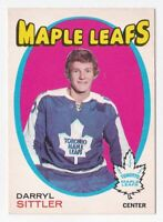 Darryl Sittler 1971/'72 O-Pee-Chee #193 - Toronto Maple Leafs