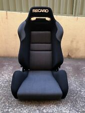 RECARO SR3 genuine seat (driver/passenger)