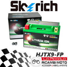 SYM HD E2 EVO 200 2005 2006 BATTERIA SKYRICH LITIO YTX9-BS