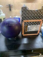 Hammer Purple Urethane bowling ball 14LB. Used