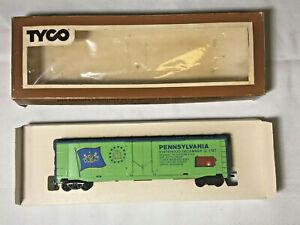 Tyco Pennsylvania Statehood Commemorative Box Car