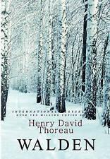 NEW Walden by Henry David Thoreau