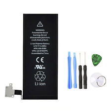 High Power 3.7V 1430mAh Internal Battery Replacement Battery for iPhone 4S +Tool